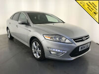2014 FORD MONDEO TITANIUM X TDCI DIESEL 1 OWNER SERVICE HISTORY FINANCE PX