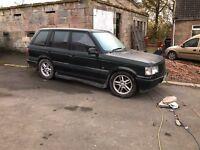 Land Rover ranger Rover 2.5 diesel