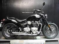 18/18 NEW MODEL TRIUMPH BONNEVILLE SPEEDMASTER 1200cc ONLY 15 MILES