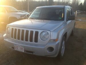 2010 JEEP PAYRIOT NORTH EDDITION