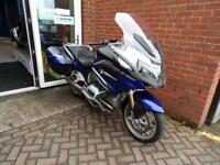 2014 BMW R1200 RT ONLY 14761 MILES COLOUR CODED PANNIERS - LONG MOT UNTIL 4/2...