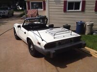 1979 Triumph Spit fire for sale