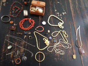 Antique Jewellery 40+ pieces for sale $200 OBO