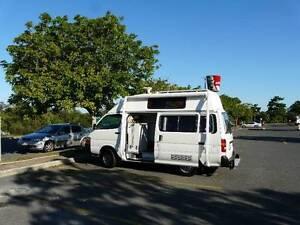 2003 Toyota Hiace Port Douglas Cairns Surrounds Preview