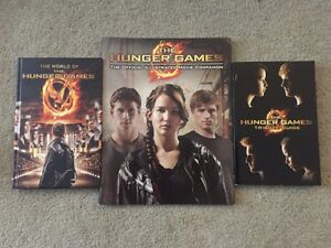 Hunger Games Movie Books