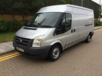 2011 Ford TRANSIT 2.2TDCi Duratorq 115PS 300L Med Roof Panel Van Manual PANEL VA