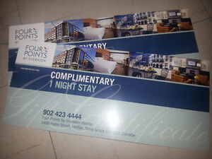1 Night Stay at Four Points by Sheraton