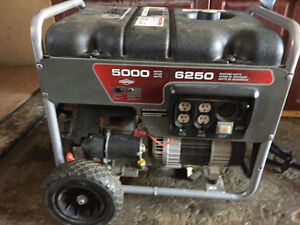 Generator Briggs and Stratton