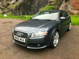 image for 2005 Audi A4 2.0T FSI S Line 4dr SALOON Petrol Manual