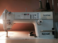 Brother f40 industrial sewing machine