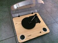 ION Max LP Turntable/Record Player