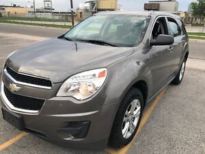 2010 Chevrolet Equinox Certified with Clean Car-proof Report