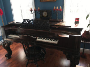 PIANO TABLE FORTE ANTIQUE