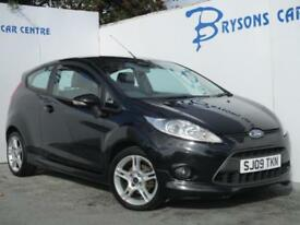 2009 09 Ford Fiesta 1.6TDCi Zetec S Manual Diesel for sale in AYRSHIRE