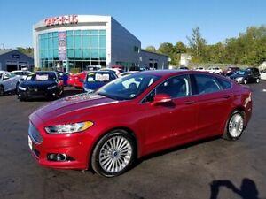 2015 Ford Fusion Titanium / AWD