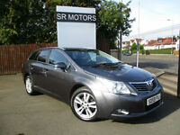 2009 Toyota Avensis 2.0D-4D T4(FULL HISTORY,WARRANTY)