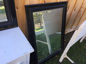 Twin bed and two mirrors  - must sell Belleville Belleville Area image 2