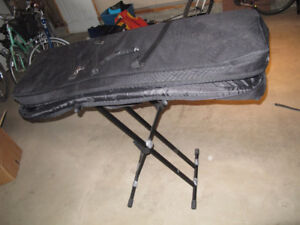 Portable Keyboard stand and keyboard