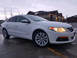 Beautiful 2010 Volkswagen CC (passat/jetta)
