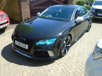 2011 61 Reg Audi A7 3.0TDI ( 204ps ) Sportback Multitronic SE ( RS7 FaceLift )