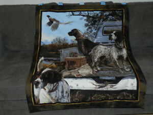 FOR SALE A DOG WALL HANGING
