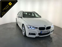 2013 63 BMW 320D XDRIVE M SPORT DIESEL ESTATE 1 OWNER SERVICE HISTORY FINANCE PX
