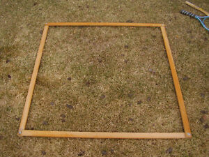 Squares for Plot / Weed Measurements