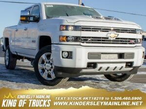 2018 Chevrolet Silverado 2500HD LTZ  - Leather Seats