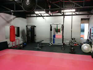 fitness space to share