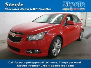 2012 Chevrolet CRUZE LT/RS
