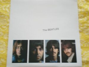 BEATLES WHITE ALBUM 2 LP WITH 4 POSTERS IMPORTED FROM OZ - NEW