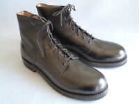 10D like new Police / Military Style Boot Biltrite Leather Black