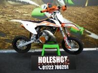 2017 KTM 50 Sx Automatic Completely Standard Motor Very clean Low hour example
