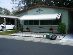 Florida ,Largo, Dbl. wide Mobile home for sale