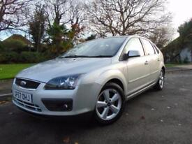 2007 DIESEL FORD FOCUS 1.8TDCI ZETEC CLIMATE LOVELY CONDITION SUPERB VALUE
