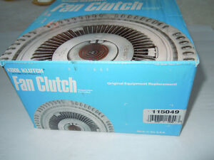 Thermal Fan Clutch, 1960-90 GM, Chrysler Cars Trucks NEW