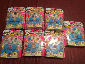 Shopkins Season 1 – 12 Pack With Special Edition Frozen New