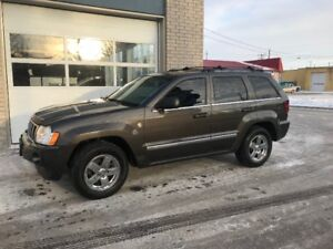 2005 Jeep Grand Cherokee Limited - Safety Completed/Fully loaded