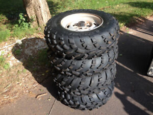 For sale:Used atv tires