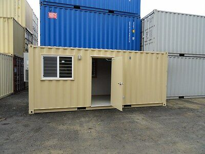 20 Office Shipping Container L I Gold Seal Certified Waorid Chehalis Wa