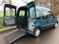 2009 Renault Kangoo KANGOO AUTHENTIQUE AUTOMATIC WHEELCHAIR ACCESSIBLE VEHICL...