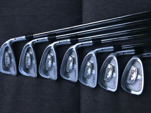 Ping Anser Forged Irons 4-pw upgraded shafts