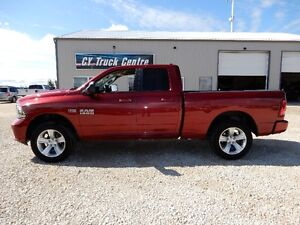 2013 Dodge Power Ram 1500 SPORT Lthr Nav 20's Hemi 8spd 4x4