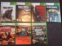 Xbox 360 games (Great condition)