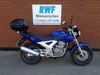 Honda CBF 250, 2008, VGC, ONLY 2 OWNERS, 33,638 MILES WITH FSH, MOT'D