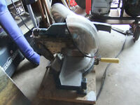 Air compressor/Chop Saw