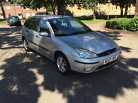 BARGAIN FORD FOCUS 1.6 ZETEC LOW MILEAGE 30K