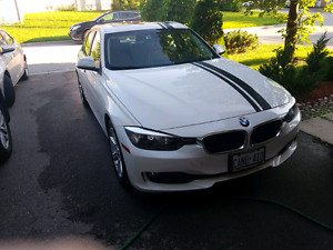 NO ACCIDENTS BRAND NEW BMW 3 2012