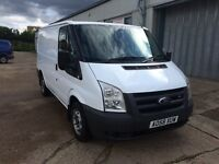 58 ford transit 2.2 tdci 110ps, 1 owner, full service history, great condition!