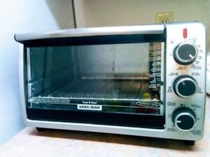 Convection Oven (6-Slice Countertop)